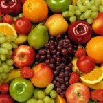 veggie and fruit foods